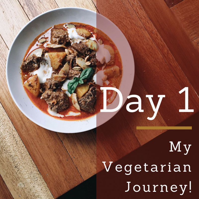 My Vegetarian Journey