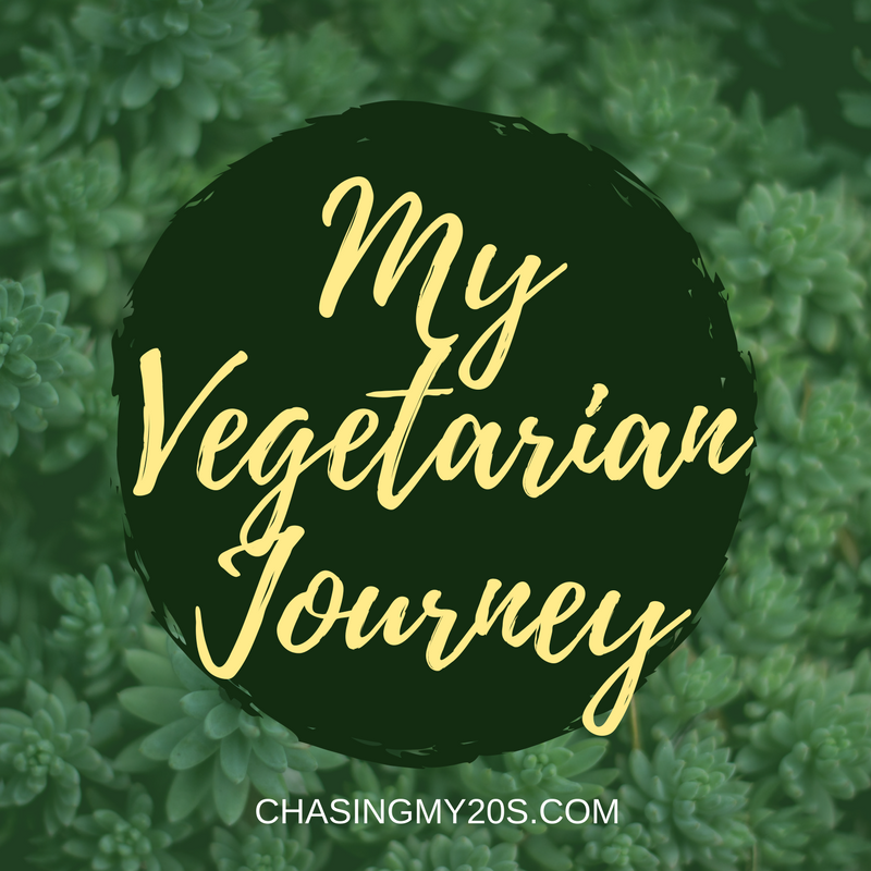 My Vegetarian Journey: 3 Week Update ft. The Master Cleanse