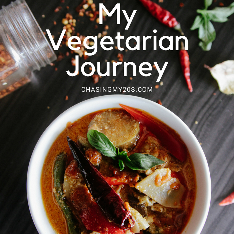 My Vegetarian Journey: I'm Eating Meat Again?